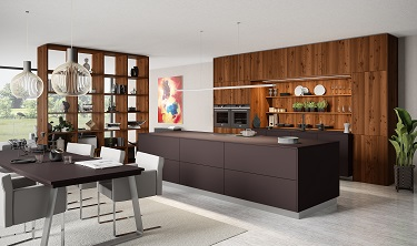 кухня SACHSENKÜCHEN фото