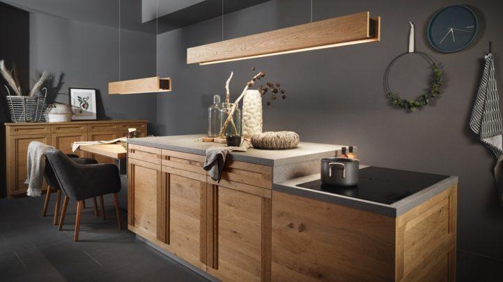 Фото модели кухня AMALIA