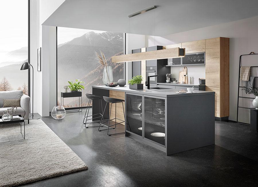 кухни в современном стиле фотография