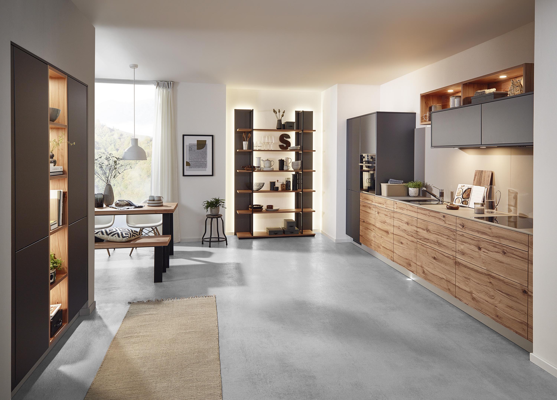 Новая модель кухни от Sachsen Kuchen
